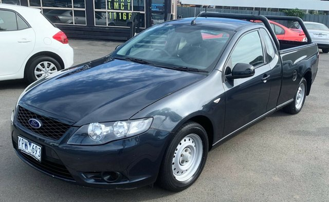 "Used Ford Falcon FG Cheltenham, 2011 Ford Falcon FG UTE $59 P/W ""NO DEPOSIT 6 Speed Sports Automatic Utility"