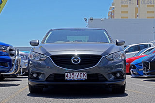 2013 Mazda 6 GJ1031 GT SKYACTIV-Drive Grey 6 Speed Sports Automatic Sedan.