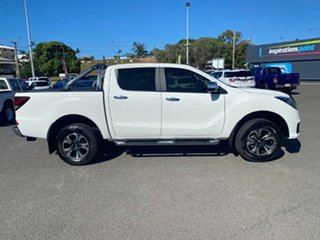 2018 Mazda BT-50 UR0YG1 GT White 6 Speed Sports Automatic Utility.