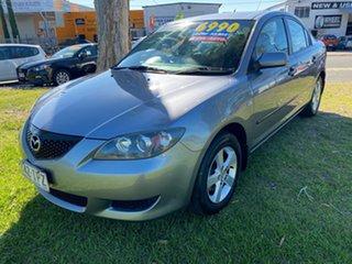 2005 Mazda 3 BK10F1 Maxx 4 Speed Sports Automatic Sedan.
