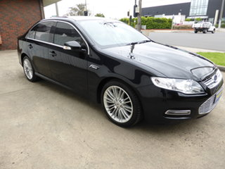 2013 Ford Falcon FG MkII G6E EcoLPi  Black Mica Metallic 6 Speed Sports Automatic Sedan.