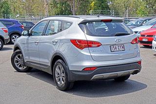 2014 Hyundai Santa Fe DM2 MY15 Active Silver 6 Speed Sports Automatic Wagon.