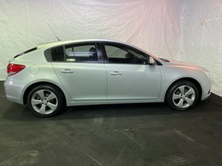 2014 Holden Cruze JH Series II MY14 Equipe Silver 6 Speed Sports Automatic Hatchback.