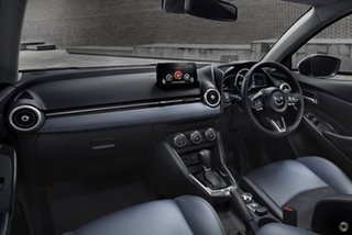 2020 Mazda 2 DL2SAA G15 SKYACTIV-Drive GT Blue 6 Speed Sports Automatic Sedan.