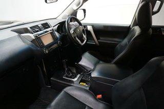 2015 Toyota Landcruiser Prado GDJ150R GXL Red 6 Speed Sports Automatic Wagon