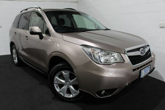 Used Subaru Forester S3 MY12 XS AWD Glenorchy, 2012 Subaru Forester S3 MY12 XS AWD Bronze 4 Speed Sports Automatic Wagon