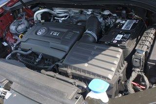 2020 Volkswagen Tiguan 5N MY20 162TSI Highline DSG 4MOTION Allspace Ruby Red 7 Speed