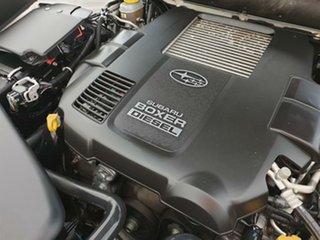 2011 Subaru Outback B5A MY11 2.0D AWD White 6 Speed Manual Wagon