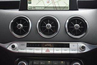 2018 Kia Stinger CK MY19 GT Fastback Silver 8 Speed Sports Automatic Sedan