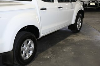 2016 Isuzu D-MAX MY15 LS-M Crew Cab White 5 Speed Sports Automatic Utility