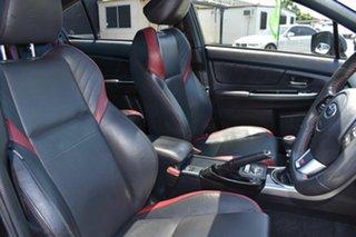 2014 Subaru WRX MY15 STI Premium (AWD) Grey 6 Speed Manual Sedan