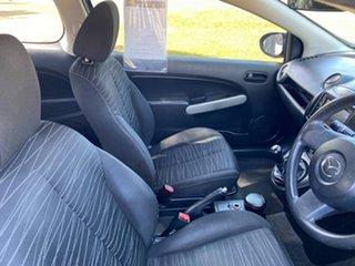 2008 Mazda 2 DE10Y1 Maxx 5 Speed Manual Hatchback