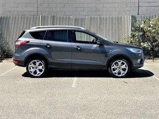 2017 Ford Escape ZG Titanium Grey 6 Speed Sports Automatic SUV.