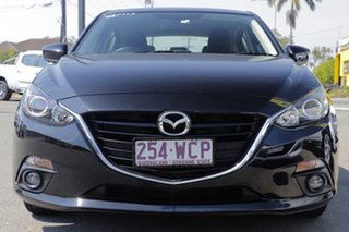 2015 Mazda 3 BM5476 Maxx SKYACTIV-MT Jet Black 6 Speed Manual Hatchback