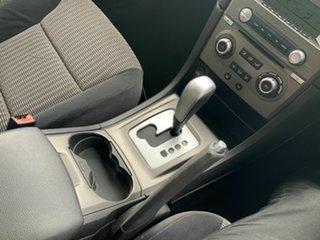 2005 Ford Falcon BA MkII XT Grey 4 Speed Auto Seq Sportshift Sedan