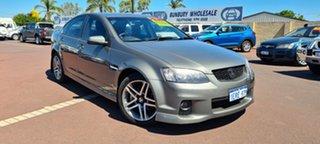 2011 Holden Commodore VE II SV6 Grey 6 Speed Manual Sedan.