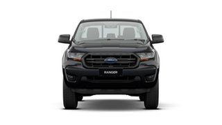 2021 Ford Ranger PX MkIII 2021.25MY XL Black 6 Speed Sports Automatic Double Cab Pick Up.