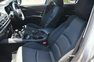 2014 Mazda 3 BL Series 2 MY13 Maxx Sport Silver 6 Speed Manual Hatchback