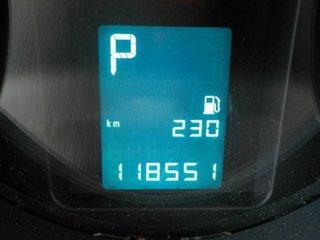 2009 Holden Cruze JG CD Silver 6 Speed Sports Automatic Sedan