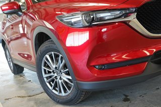 2017 Mazda CX-5 MY17 Maxx Sport (4x4) Zeal Red 6 Speed Automatic Wagon.