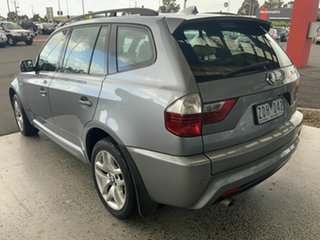 2008 BMW X3 E83 MY07 2.0D Silver 6 Speed Auto Steptronic Wagon