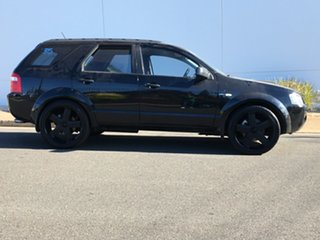 2006 Ford Territory SY Turbo AWD 6 Speed Sports Automatic Wagon.