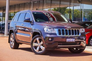 2013 Jeep Grand Cherokee WK MY2013 Limited Black 5 Speed Sports Automatic Wagon.