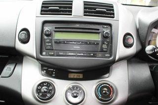 2007 Toyota RAV4 ACA33R MY08 CV Silver 4 Speed Automatic Wagon