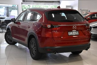 2020 Mazda CX-8 KG2WLA Touring SKYACTIV-Drive FWD Red 6 Speed Sports Automatic Wagon