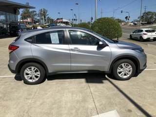 2020 Honda HR-V MY20 VTi Silver 1 Speed Constant Variable Hatchback.