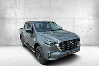 2020 Mazda BT-50 TFS40J XTR Grey 6 Speed Sports Automatic Utility.