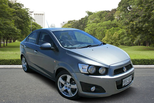 Used Holden Barina TM MY13 CDX Murray Bridge, 2012 Holden Barina TM MY13 CDX Grey 6 Speed Automatic Sedan