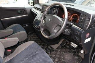 2007 Nissan Elgrand Black
