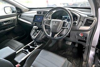 2017 Honda CR-V RW MY18 VTi-S FWD Silver 1 Speed Constant Variable Wagon