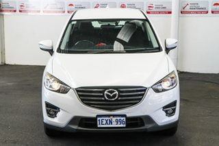 2015 Mazda CX-5 MY15 Maxx Sport (4x2) White 6 Speed Automatic Wagon