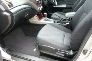 2009 Subaru Forester S3 MY10 XS AWD Silver 4 Speed Sports Automatic Wagon