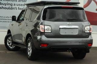 2016 Nissan Patrol Y62 Series 3 TI Grey 7 Speed Sports Automatic Wagon.