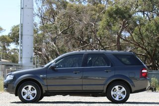2009 Ford Territory SY MkII TX AWD Grey 6 Speed Sports Automatic Wagon