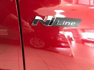 2019 Hyundai i30 PD.3 MY20 N Line D-CT Premium Fiery Red 7 Speed Sports Automatic Dual Clutch.