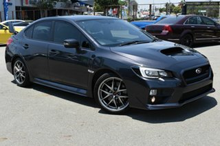 2014 Subaru WRX MY15 STI Premium (AWD) Grey 6 Speed Manual Sedan.