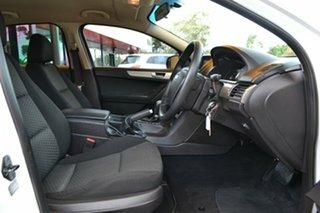 2012 Ford Falcon FG MkII XT EcoLPi White 6 Speed Sports Automatic Sedan.