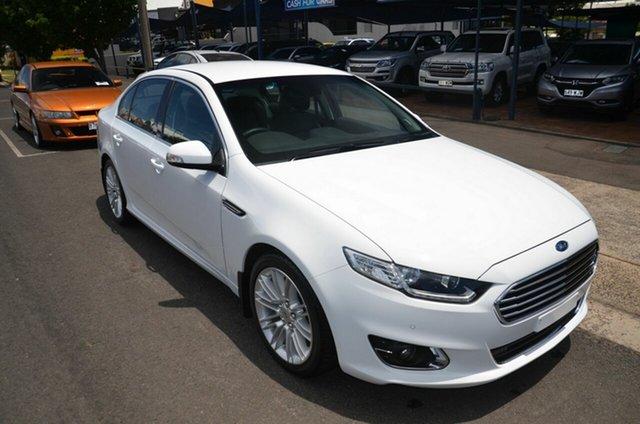 Used Ford Falcon FG X G6E Toowoomba, 2015 Ford Falcon FG X G6E White 6 Speed Automatic Sedan