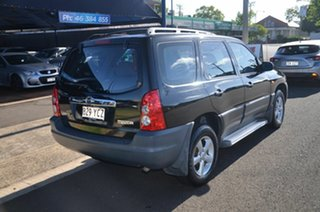 2005 Mazda Tribute Limited Sport Black 4 Speed Automatic Wagon.