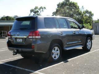 2011 Toyota Landcruiser 200 SERIES Altitude Grey Automatic Wagon