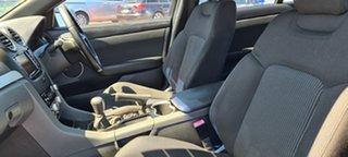 2011 Holden Commodore VE II SV6 Grey 6 Speed Manual Sedan