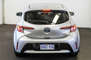 2019 Toyota Corolla ZWE211R Ascent Sport E-CVT Hybrid Silver Pearl 10 Speed Constant Variable