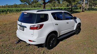 2016 Holden Trailblazer RG MY17 LTZ White 6 Speed Sports Automatic Wagon