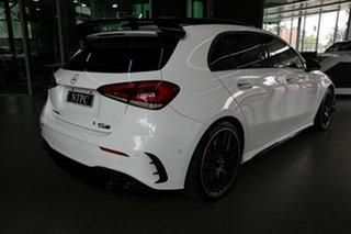 2020 Mercedes-Benz A-Class W177 800+050MY A45 AMG SPEEDSHIFT DCT 4MATIC+ S White 8 Speed