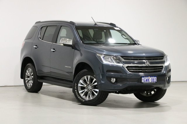 Used Holden Trailblazer RG MY20 LTZ (4x4) Bentley, 2019 Holden Trailblazer RG MY20 LTZ (4x4) Grey 6 Speed Automatic Wagon