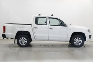 2017 Volkswagen Amarok 2H MY17 TDI400 4MOT Core White 6 Speed Manual Utility